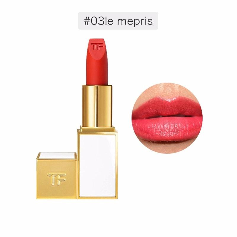 Tom Ford/TF 白管口红 03号色 LE MEPRIS 3g